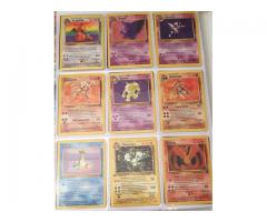 POKEMON CARDS COMPLETE FOSSIL SET INC. 13 FIRST EDITIONS (WOTC 1999 62/62) - Image 3