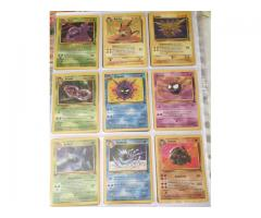 POKEMON CARDS COMPLETE FOSSIL SET INC. 13 FIRST EDITIONS (WOTC 1999 62/62) - Image 4