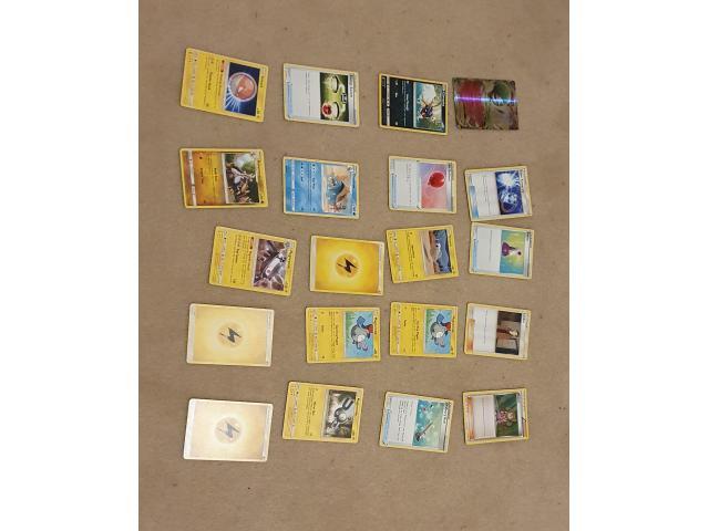 Bundles of 20 pokemon cards - 2