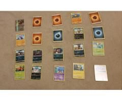 Bundles of 20 pokemon cards