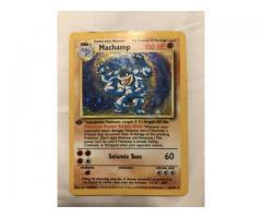Machamp 1st edition 8/102