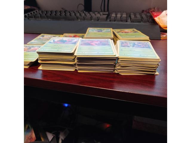 600+ card bundle - 1