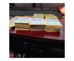 600+ card bundle