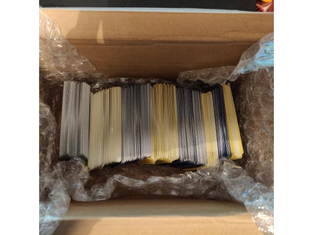 600+ card bundle - 2