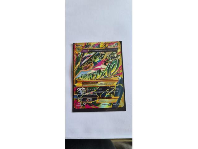 Rayquaza 98/98 EX - 1