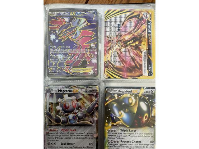 400+ cards - 2