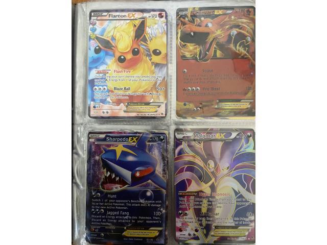 400+ cards - 3