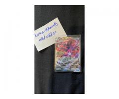 Eternatus Vmax 117/189 Rare Darkness Ablaze Pokémon Card