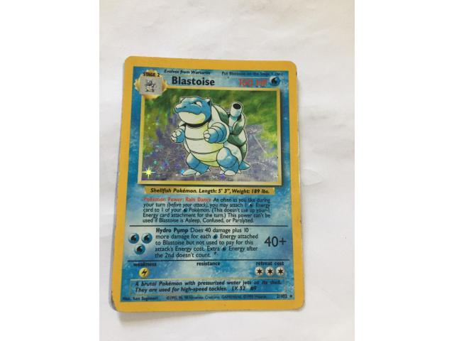 Blastoise - 1