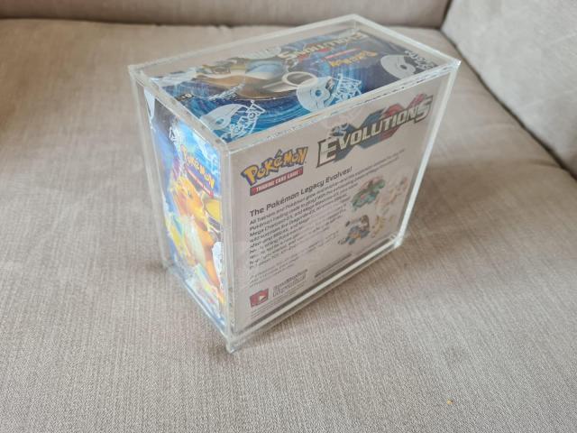 Pokemon Evolutions 2016 Sealed Booster Box - 2