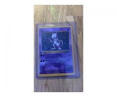 1st edition mewtwo Pokémon card - Image 1
