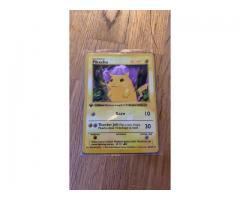 1st edition Pikachu