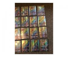 20 Rainbow Rare pokemon cards (include sleeves) - Image 4