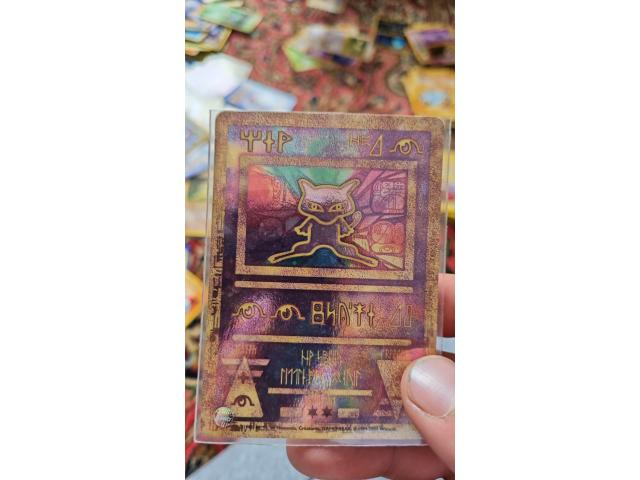 Pokemon cards from1996 - 2000 - 1