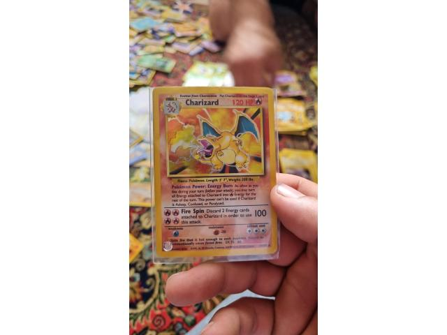 Pokemon cards from1996 - 2000 - 4