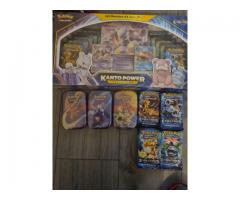 Kanto power and xy evolutions