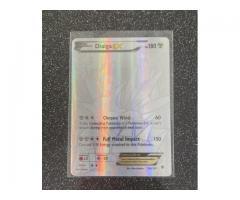 Dialga EX 122/119 Full Art Holo Phantom Forces Secret Rare Pokemon Card 2014