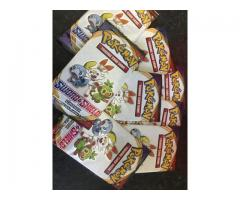 Sword and shield trading cards FUN PACK