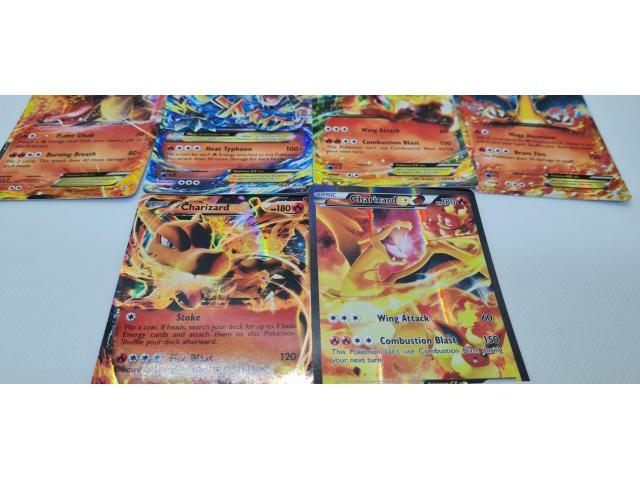 Charizard Card Bundle - 4