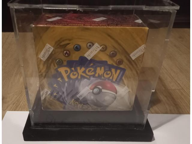 Brand New Pokemon Base Set (Unlimited Edition) Looking for Decent Offers - 1