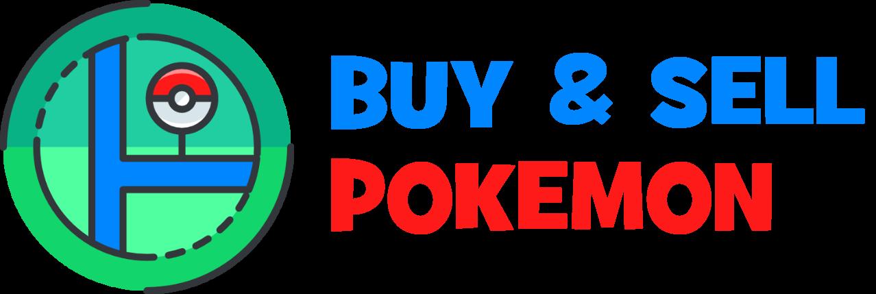 Buy And Sell Pokemon Logo